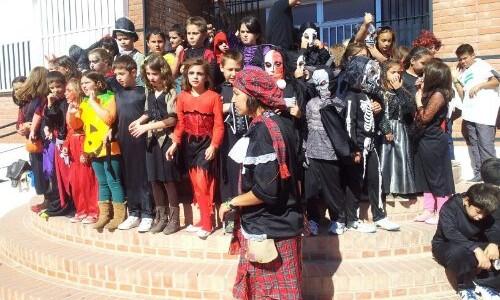 Octubre 2013. Halloween y II Concurso de Calabazas
