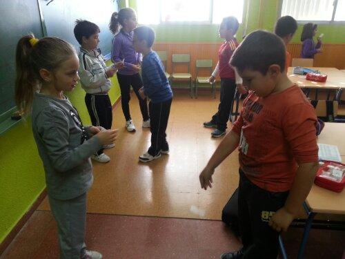2º Primer Trimestre Speaking time, grupos interactivos y tertulias