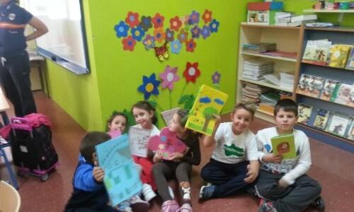 Biblioteca Primer Trimestre 2013