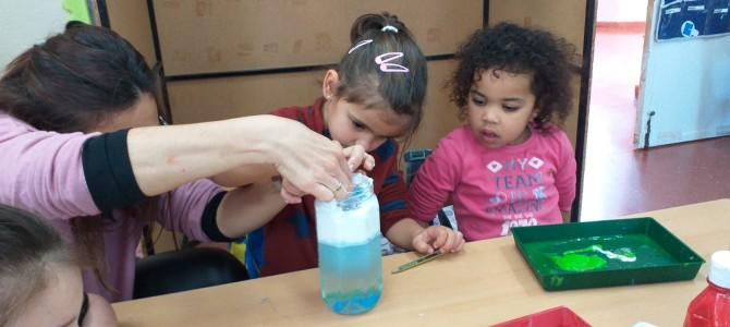 Grupos interactivo  en infantil