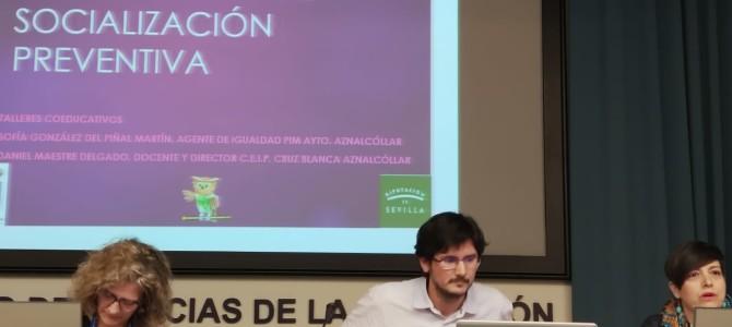 El CEIP Cruz Blanca presente en el I Congreso Andaluz de Coeducación